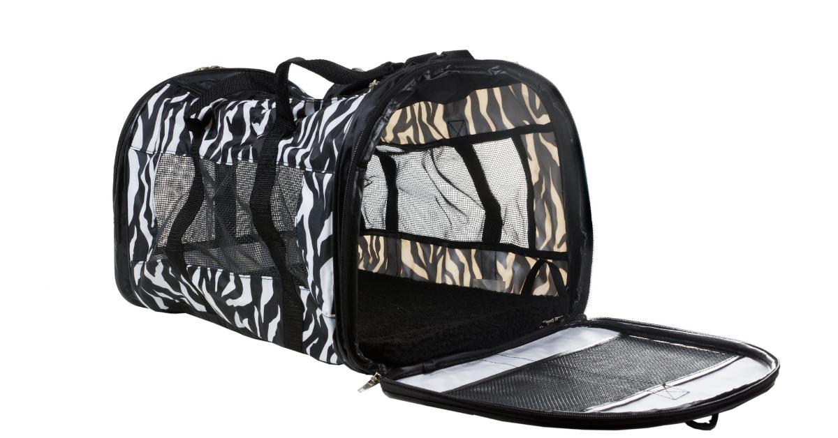 hedgehog carrier bag